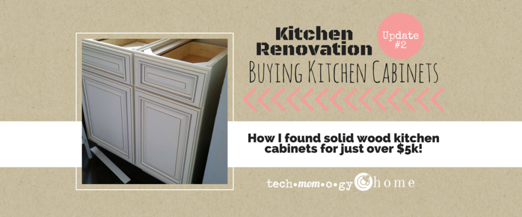 Kitchen Renovation {Update #2} | Buying Kitchen Cabinets