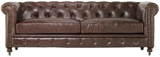 Home Decorators Gordon Tufted Sofa